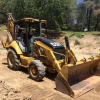 2008 CAT 420E Backhoe