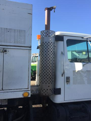 2000 Vaccon Hs 1000 Vaccuum Truck Used 2000 Vaccon Hs