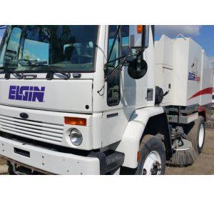2004 Elgin Eagle Sweeper Truck