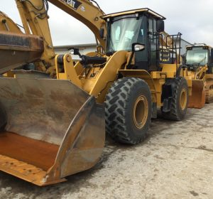 2012 CAT 950K Wheel Loader