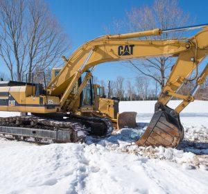 1993 CAT 325LN Excavator
