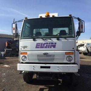 2002 Elgin Eagle Sweeper Truck