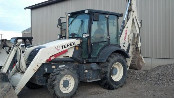 2007 Terex 760B Backhoe