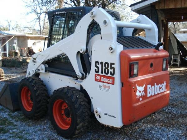 2006 Bobcat S185 Skid Steer