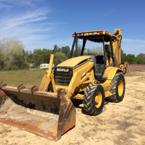 1998 CAT 416C Backhoe