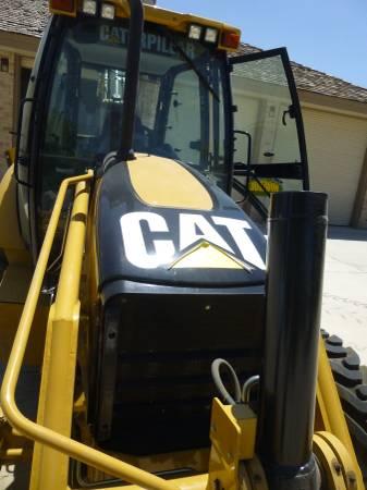 2009 CAT 420E Backhoe