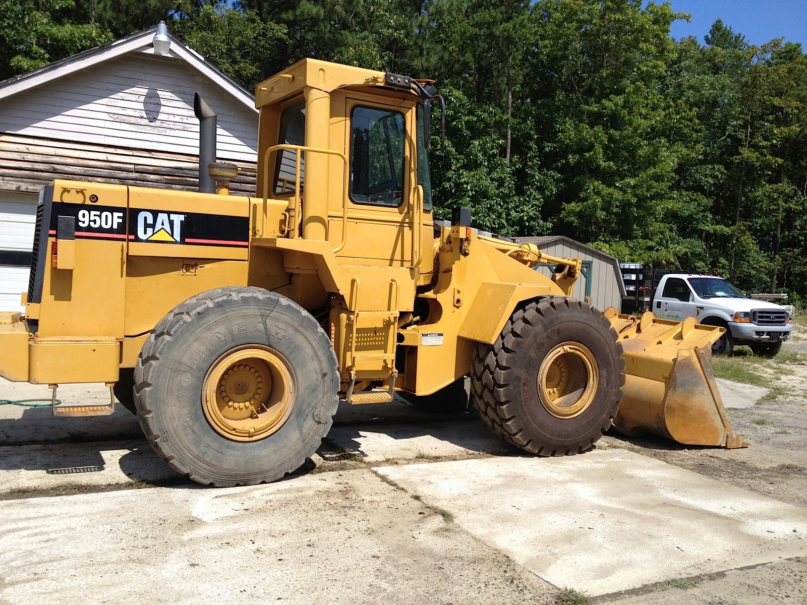 1992 CAT 950F Wheel Loader