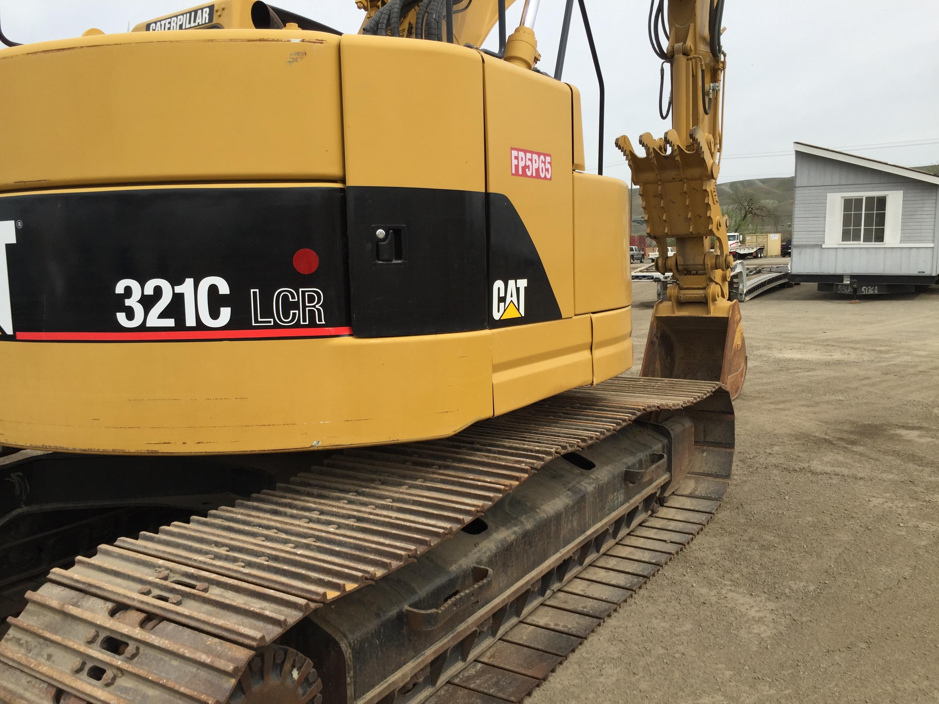 2005 CAT 321C LCR Excavator, Used 2005 CAT 321C LCR Excavator