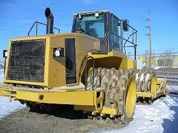 CAT 825G