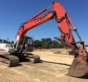 2003 Link Belt 210LX Excavator