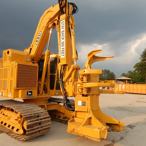 Forestry Equipment