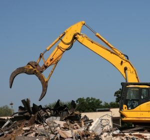 Scrap Processing/ Demolition Equipment