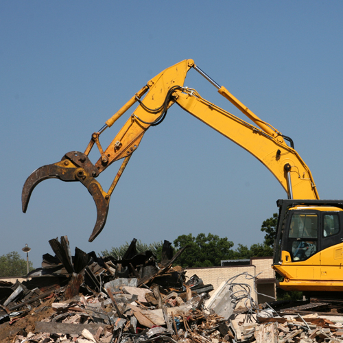 Scrap Processing/ Demolition Equipment