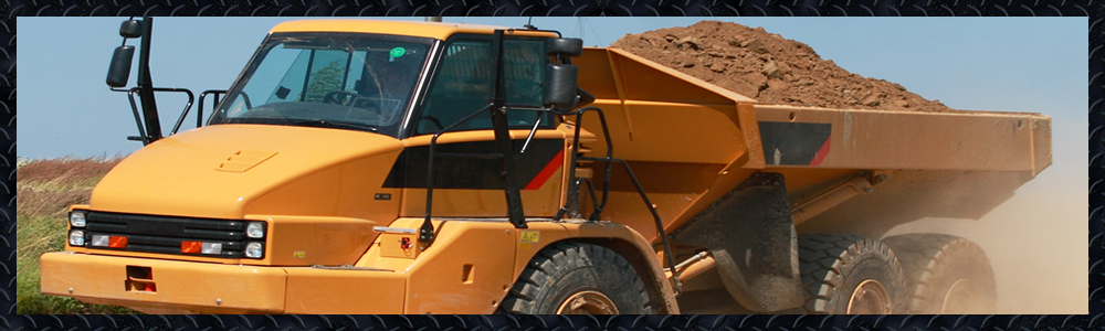 Used Heavy Equipment Inspection and Appraisal Service