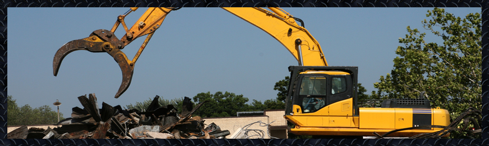 Used Heavy Equipment Services in California