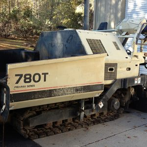 Asphalt/ Pavers/ Concrete Equipment