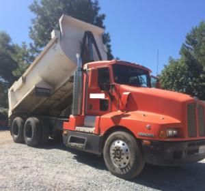 1996 Kenworth T600 Dump Truck