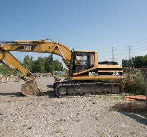 1997 CAT 320BL Excavator