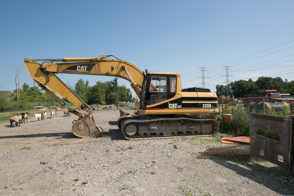 1997 CAT 320BL Excavator, Used 1997 CAT 320BL Excavator