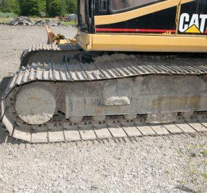 1997 CAT 320BL Excavator, Used 1997 CAT 320BL Excavator