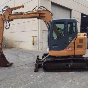 Case CX75 SR Crawler Excavator