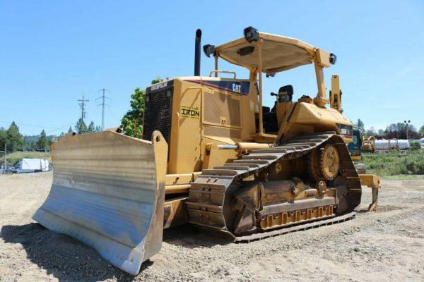 Dozer Equipment Rentals Sacramento