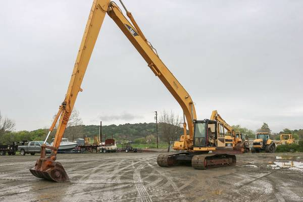 Cat Long Reach Excavators For Sale