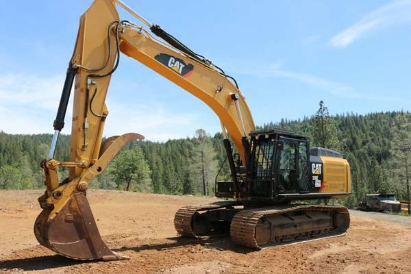 2013 CAT 336EL Excavator USED 2013 CAT 336EL Excavator