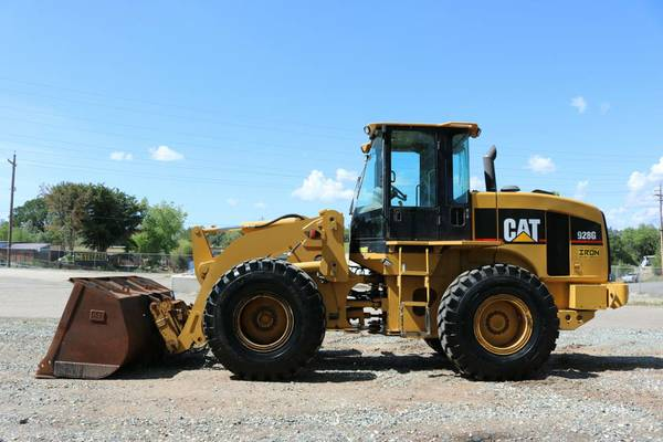 2006 CAT 928G Wheel Loader-(SOLD) - Pacific Coast Iron