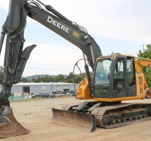 2011 Deere 135D Excavator for sale
