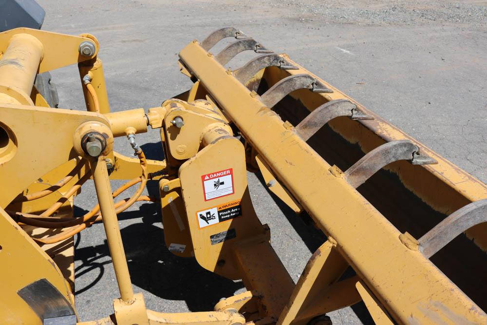 2011 DEERE 210LJ SKIP LOADER-(SOLD) - Pacific Coast Iron