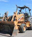 2011 CASE 570MXT SKIP LOADER FOR SALE