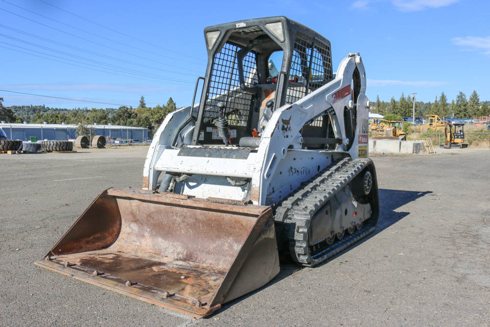 2011 BOBCAT T190 SKID STEER FOR SALE