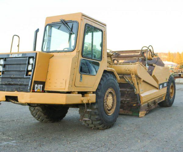 1999_cat_613c_scraper_for_sale