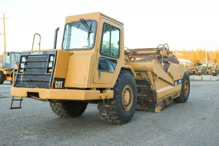1999_cat_613c_scraper_for_sale