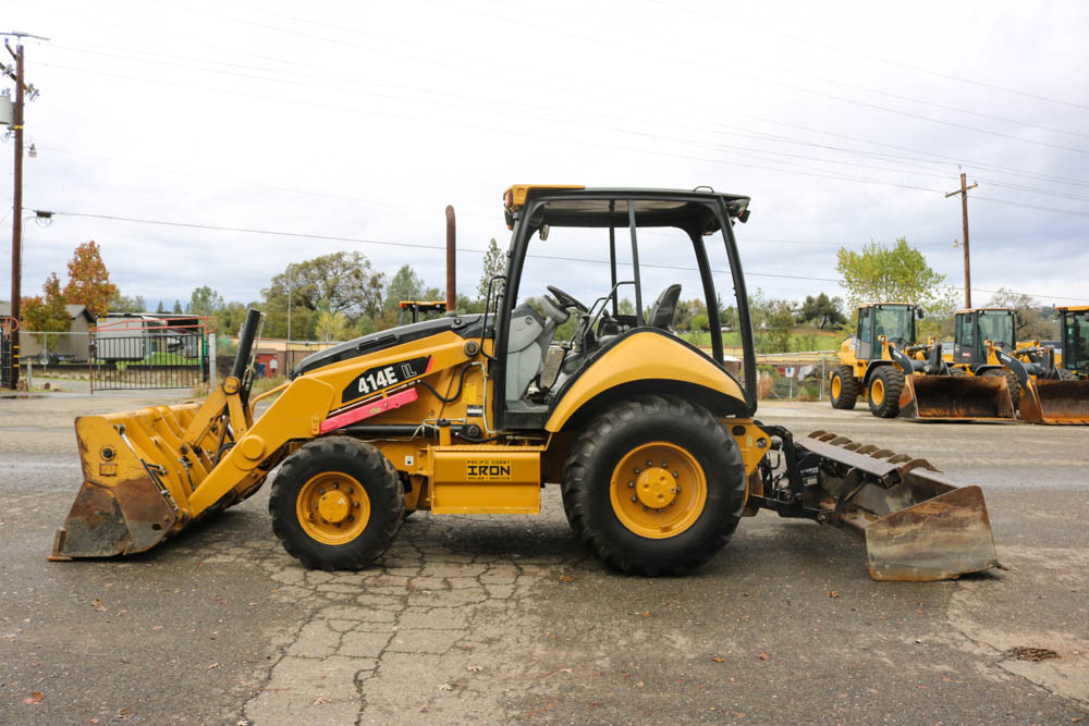 Cat E Skip Loader For Sale