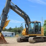 Excavator Equipment Rentals (Mini Excavator & Full-Size Excavators)