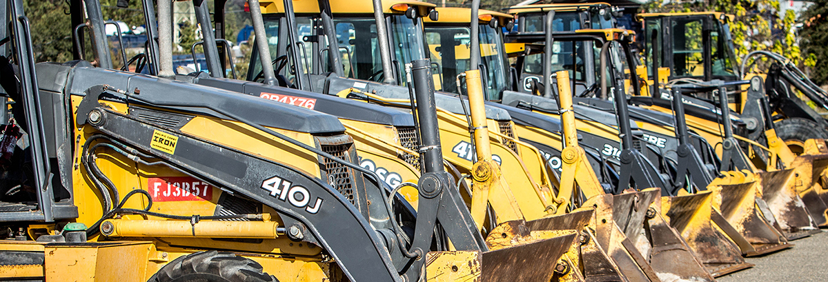 Heavy Equipment Rentals in Sacramento, Equipment Rentals