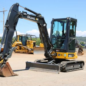 2017_DEERE_35G_MINI_EXCAVATOR_FOR_SALE